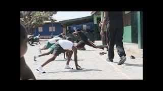 Abibifahodie Capoeira: UNESCO 3rd Open School 2019 - Accra & Tema Ghana