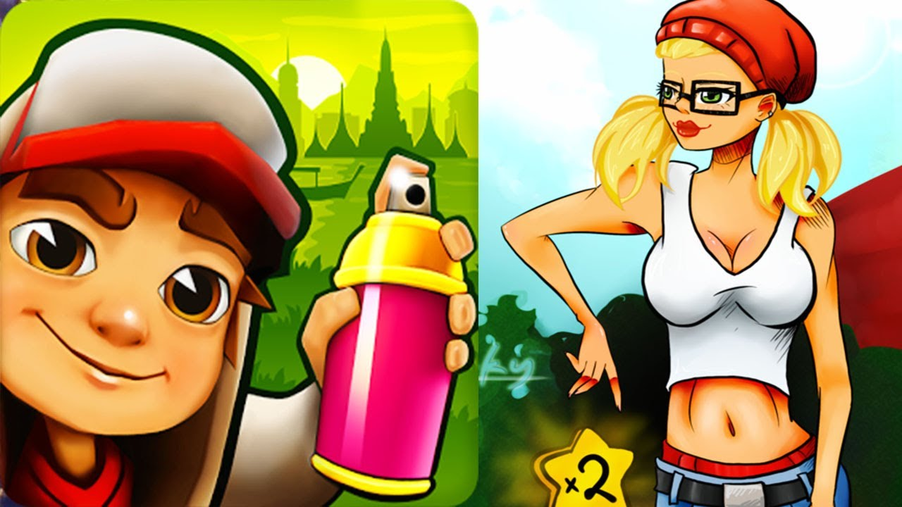 Subway Surfers Tricky Rule Unlocking Tricky S Camo Outfit Nude Picture