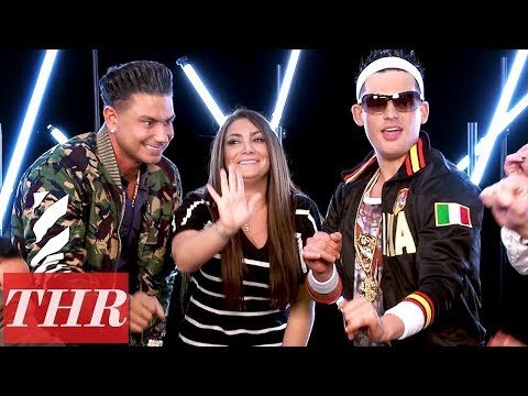 Cast of 'Jersey Shore' Gives Billboard a Summer Makeover! Mp3