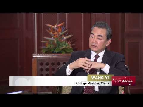 Talk Africa: Chinese Foreign Minister's Visit To Africa
