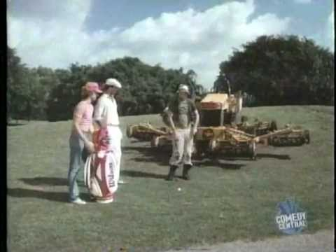 Caddyshack  Deleted  with Bill Murray & Chevy Chase