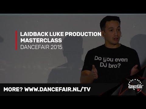Laidback Luke   Real DJ-ing Seminar   Dancefair 2015