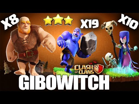 Frozen Witch Attack Strategy | Clash of Clans