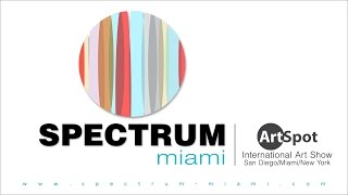 Spectrum Miami 2014 Current Art Group Usa - Art Projects Interview