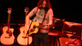 Chris Cornell - Dark Globe (Syd Barrett Cover)  Seattle,WA