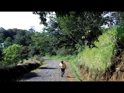 Alto Boquete to Canas Verde Panama