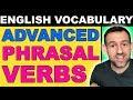 Advanced Phrasal Verbs NEW BOOK mp3