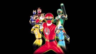 Power Rangers Ninja Storm Full Extended Theme Song