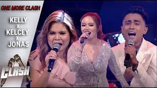 Kelly Garcia vs Kelcey Palileo vs Jonas Arevalo | One More Clash | The Clash Season 3