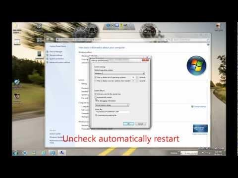 Fix Window Auto Restart Problem
