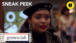 grown-ish   season 1, episode 11 sneak peek: rosé parks   freeform