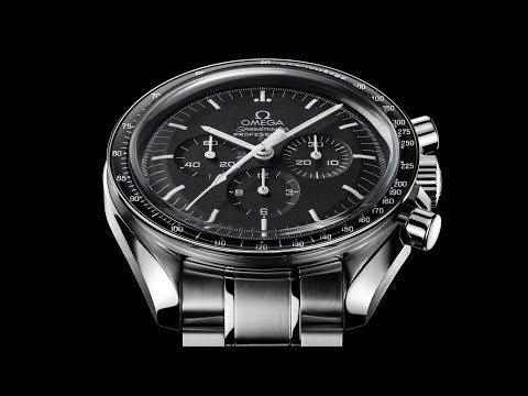 Omega Speedmaster Professional Moonwatch Review