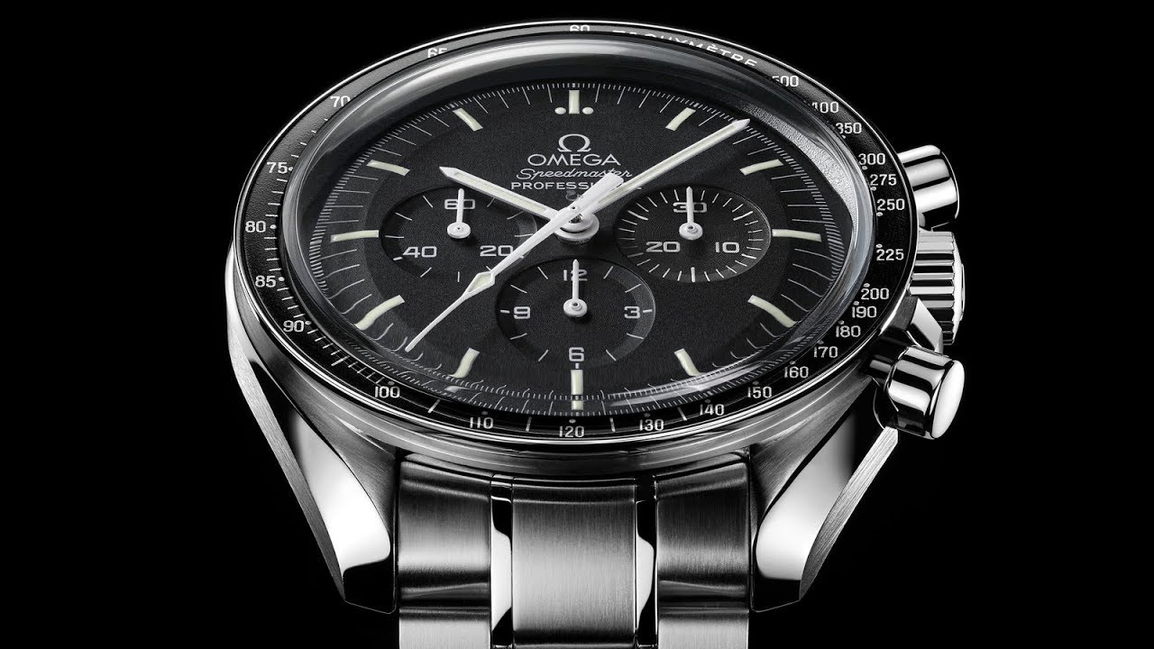 omega speedmaster professional moonwatch review youtube. Black Bedroom Furniture Sets. Home Design Ideas