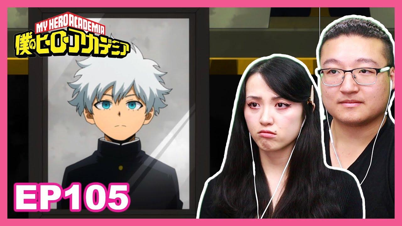 TODOROKI FAMILY DINNER | My Hero Academia Couples Reaction Episode 105 / 5x17