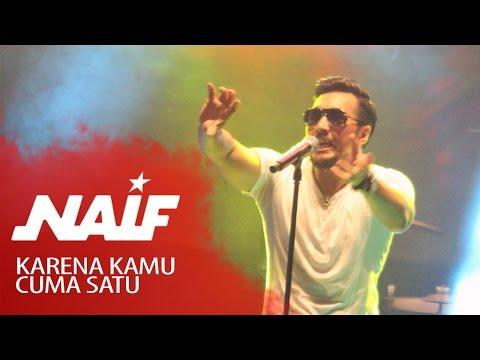 Naif - Karena Kamu Cuma Satu (Jatim Fair Surabaya 2015)