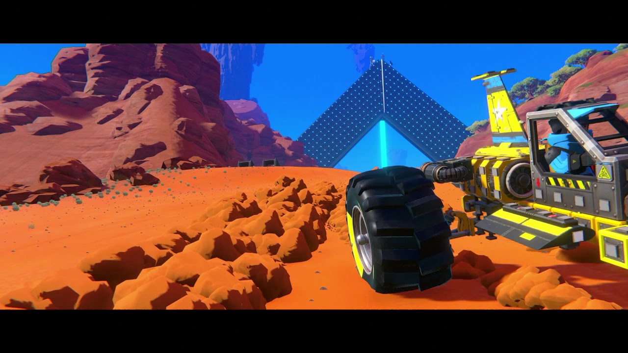Vehicle sandbox Trailmakers will hit Early Access next month