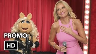 "The Muppets 1x06 Promo #2 ""The Ex-Factor"" (HD) ft. Kristin Chenoweth"