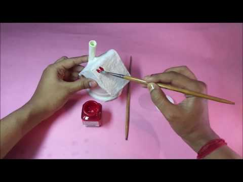 DIY Paper Weight Craft With Ice Cream Cup / Best out of waste