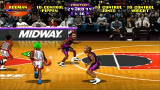 NBA Hangtime for PSX