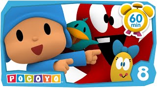 🦆 POCOYO in ENGLISH - A little problem [ 60 minutes ] | Full Episodes |VIDEOS and CARTOONS for KIDS
