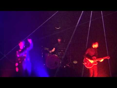 Aaron - Arm your eyes Live @ Olympia - Paris 25 11 2015