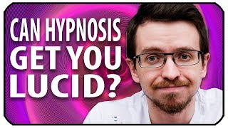 Do Lucid Dreaming Hypnosis Tracks Work?