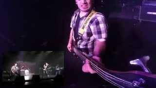 Great Reality - Aloud @Circolo Colony Live Bass Cam GoPRO Full HD