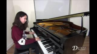 Lydia Ryan plays 'Solfeggietto' by C.P.E. Bach