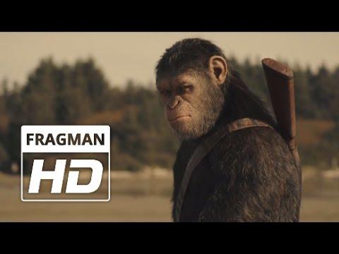 Maymunlar Cehennemi: Savaş Filmi Fragmanı