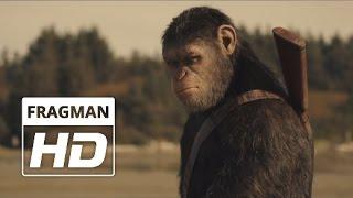 Maymunlar Cehennemi: Savaş I Türkçe Altyazılı Fragman I Temmuz 2017