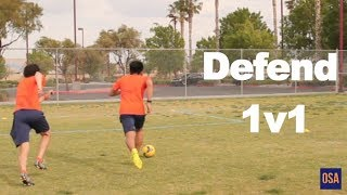 How To Defend 1v1 When You Get Beat