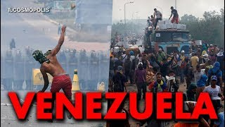 NOTICIA de ÚLTIMA HORA ESTO ES LO QUE ESTÁ PASANDO en VENEZUELA