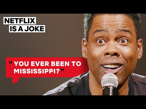 Chris Rock Lists God's Mistakes | Netflix Is A Joke