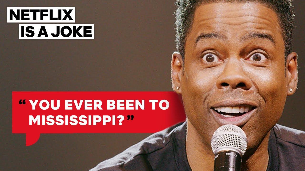 Download Chris Rock Lists God's Mistakes | Netflix Is A Joke
