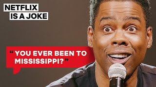 Chris Rock Lists God's Mistakes | Netflix Is A Joke