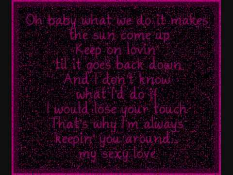 Ne-yo sexy love lyric