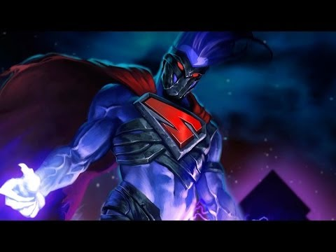 Nightmare Superman - Infinite Crisis - Champion Profile