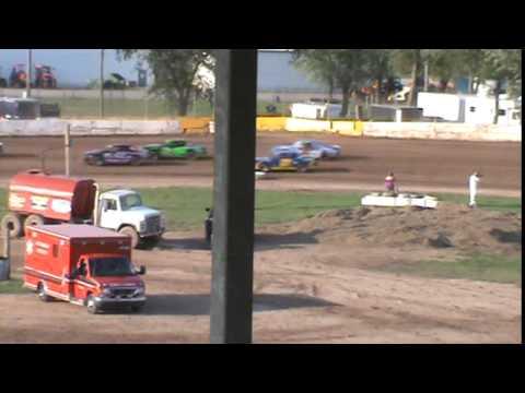 Street Stock Heat 2 Seymour Speedway 8/16/15