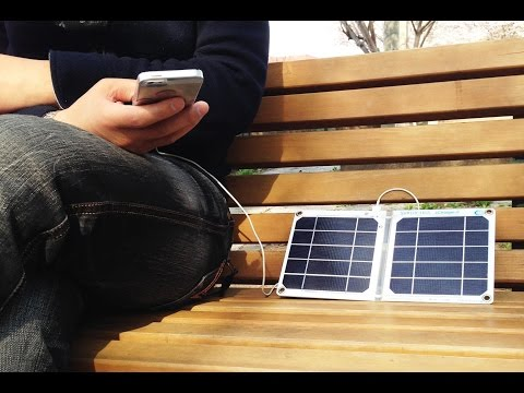 Premium USB Solar chargers