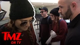 Meghan Trainor Won't Talk To Us Anymore and Her Boyfriend May Be To Blame! | TMZ TV