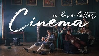 a love letter to cinema.