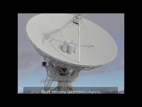 Astronomers are trying to send a message to aliens