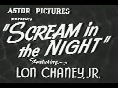 Random Movie Pick - Crime, Mystery, Thriller Movie - A Scream In The Night (1935) YouTube Trailer