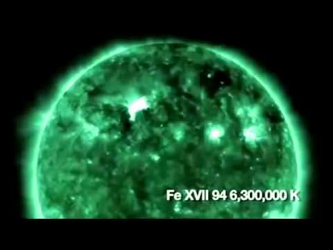 Sonido del Sol REAL, GRABADO POR LA NASA