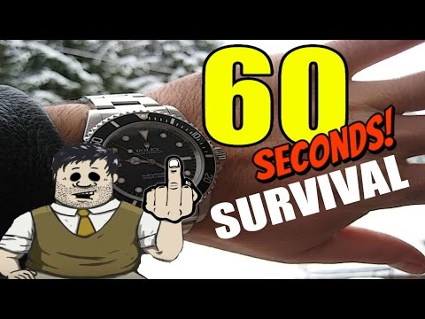 THE RIGHT DECISIONS?! | 60 Seconds Apocalypse Survival