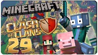 Clash of Clans in Minecraft ITA #29 : UN NUOVO INIZIO !!! (Craft of Clans Italia)