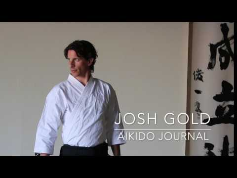 Episode #33 The Future of AIKIDO JOURNAL with Josh Gold
