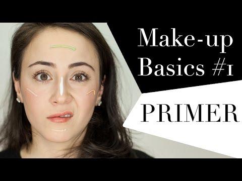 Was ist ein Primer   Foundation Primer   Make-up für Anfänger   Make-up Basics #1