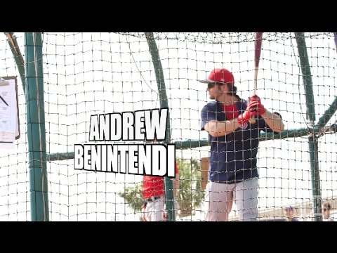 Boston Red Sox Have High Hopes for Andrew Benintendi