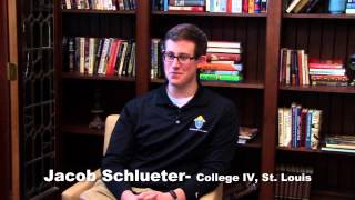 [Getting to Know Your Future Priests] - Philosophy